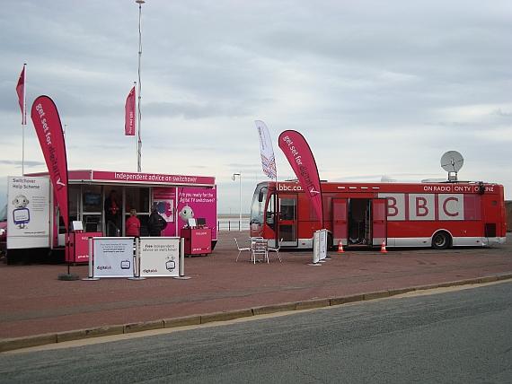 BBC at Hoylake