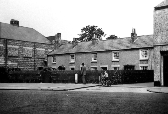 old Hoylake cottages