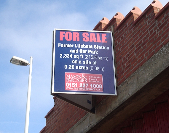 lifeboat station sale