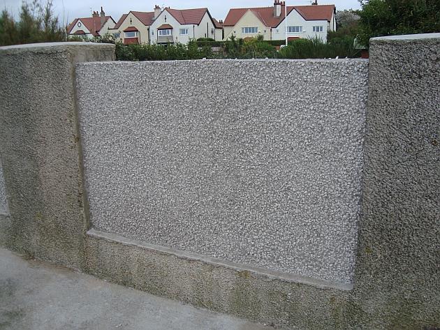 parade wall