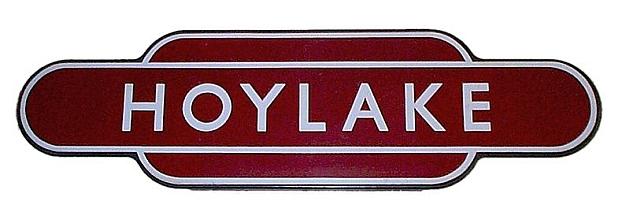 Hoylake sign