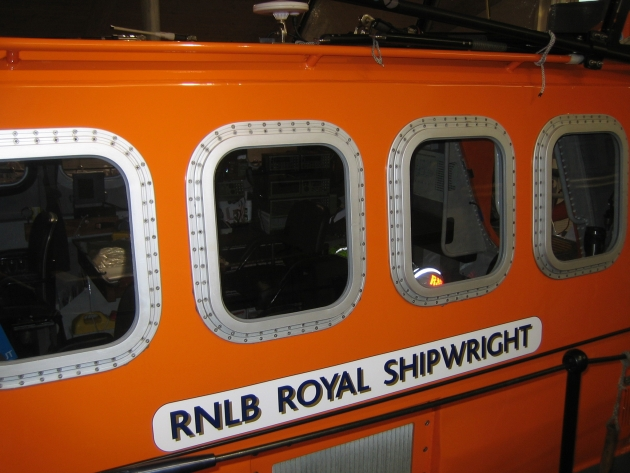 royal shipwright