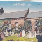 Friday Photo: Parish Church & The Great Storm