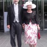 Hoylake Couple At Buckingham Palace