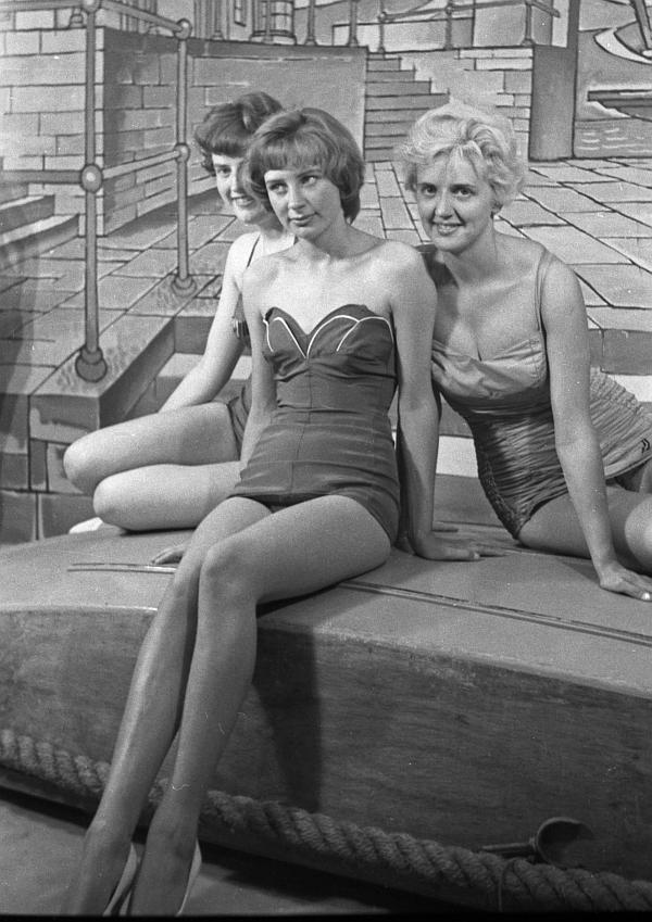 hoylake ladies 1962