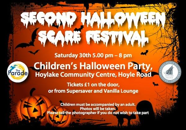 scare festival