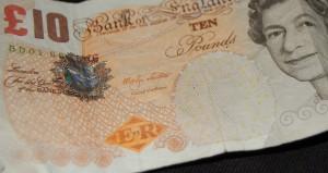 ten pound