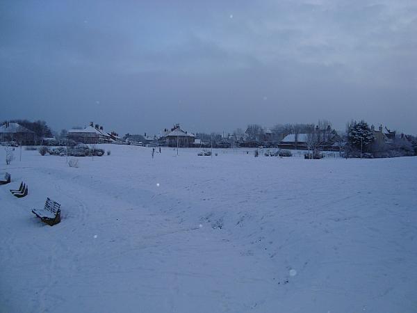 queens park snow
