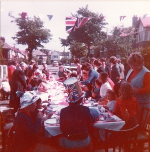 royal street party