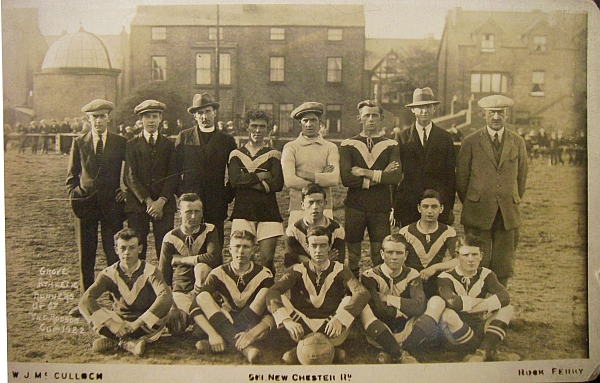 Hoylake Grove Athletic