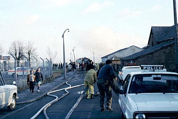 Hoylake Dairy Fire 1977 3