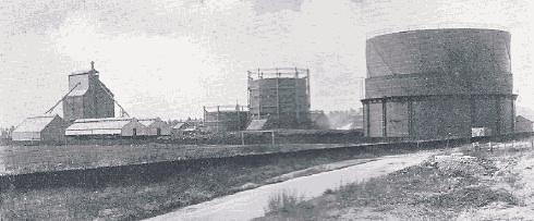 hoylake gasworks