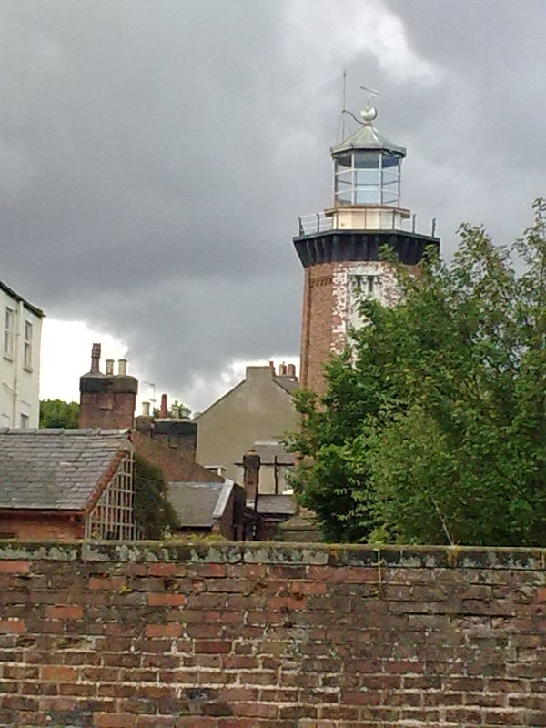 lighthouse Queens Road view