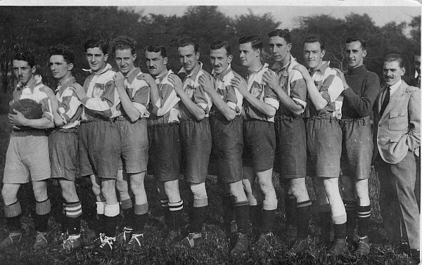 hoylake fc 1920s