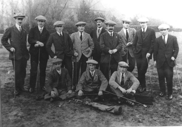hoylake villagers golf