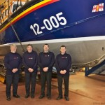 Hoylake RNLI Long Service Awards