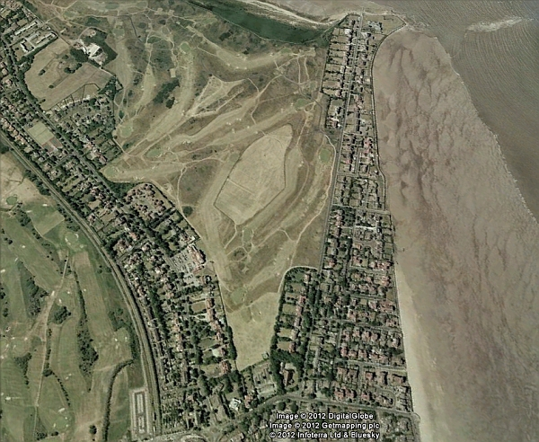 hoylake earth view
