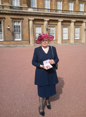 Jackie Hall MBE