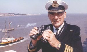 Capt Robin Woodall
