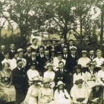 1920s Hoylake Wedding: Recognise anyone?