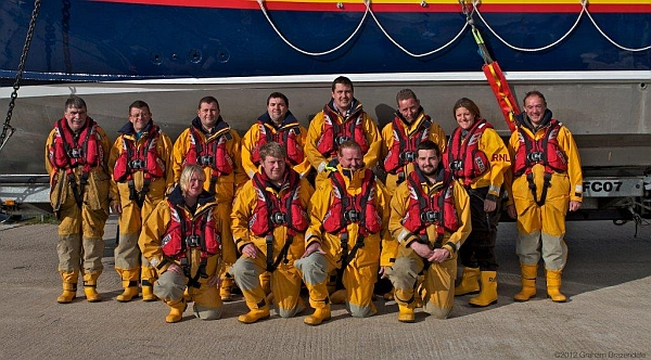 rnli lifejackets