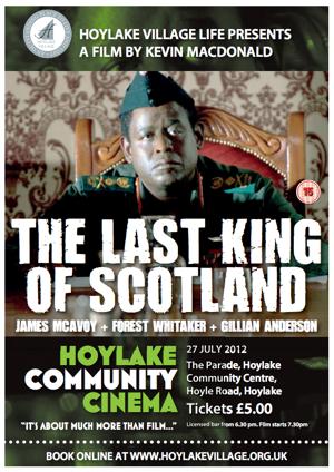 king scotland