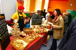 hoylake food fair