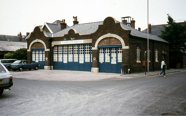 hoylake fire station