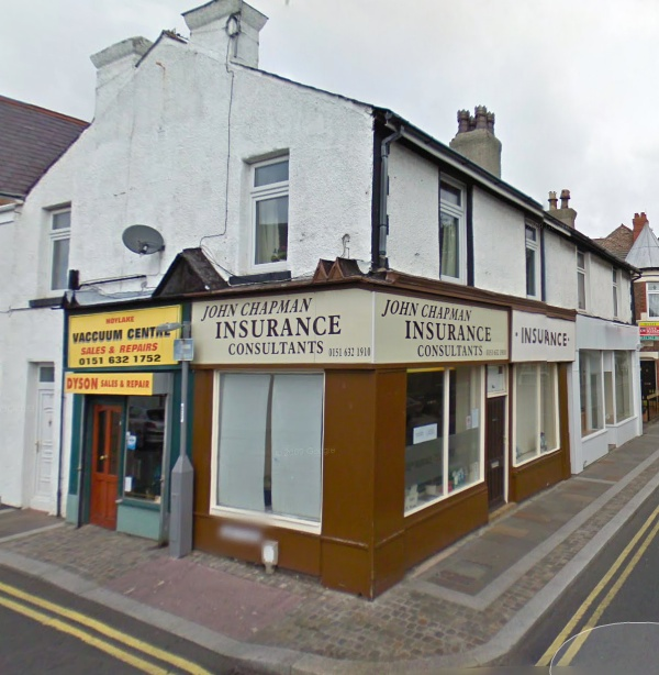 john chapman insurance