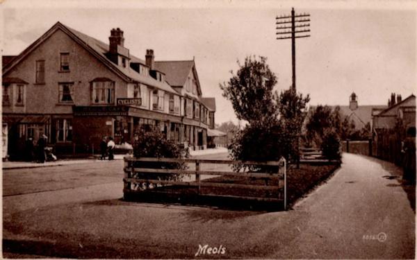 corner deneshey road