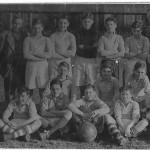 Hoylake Cygnets: 1950 season team