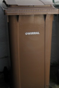 brown bin wirral