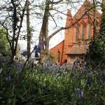 Flower Festival at St Hildeburgh's
