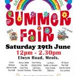 Meols Primary: Summer fair
