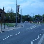 The secret buttons at Hoylake pedestrian crossings