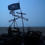 hoylake pirate boat