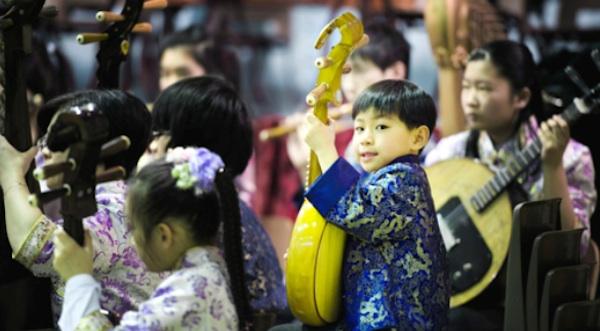 pagoda orchestra