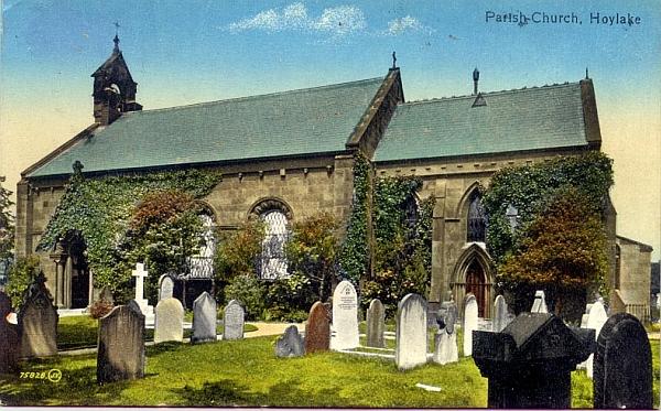 hoylake parish church