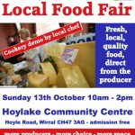 Hoylake Food Fair: This Sunday, 13th October