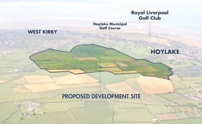 hoylake golf development
