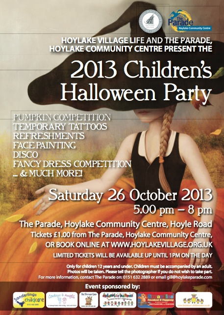 hoylake halloween party