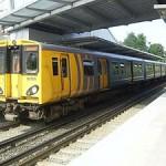 merseyrail train