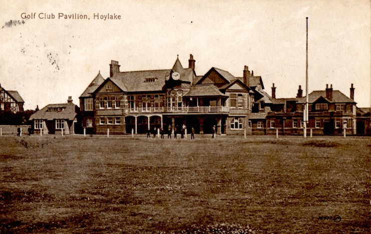 Golf Club Pavilion Hoylake 1925