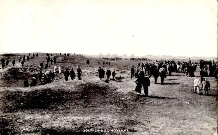 Golf Links Hoylake 1923