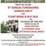 Hoylake in Bloom: Garden Party