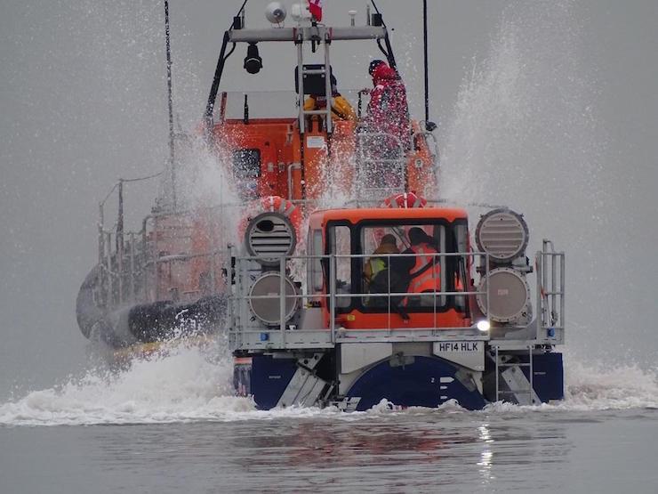 new hoylake lifeboat