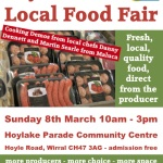 Hoylake Food Fair: March 2015