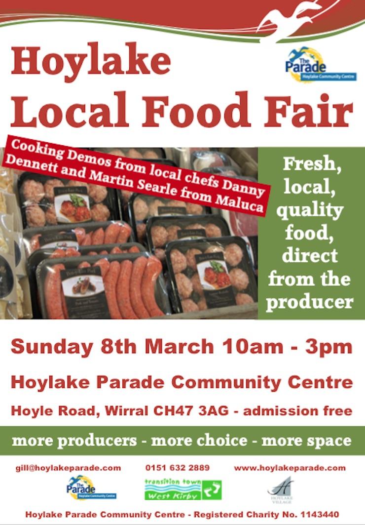 hoylake foodfair 2015