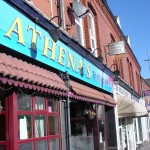 Athena's Restaurant closed