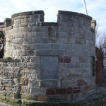 Friday Photo: The King's Gap turret